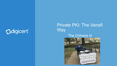 Private PKI