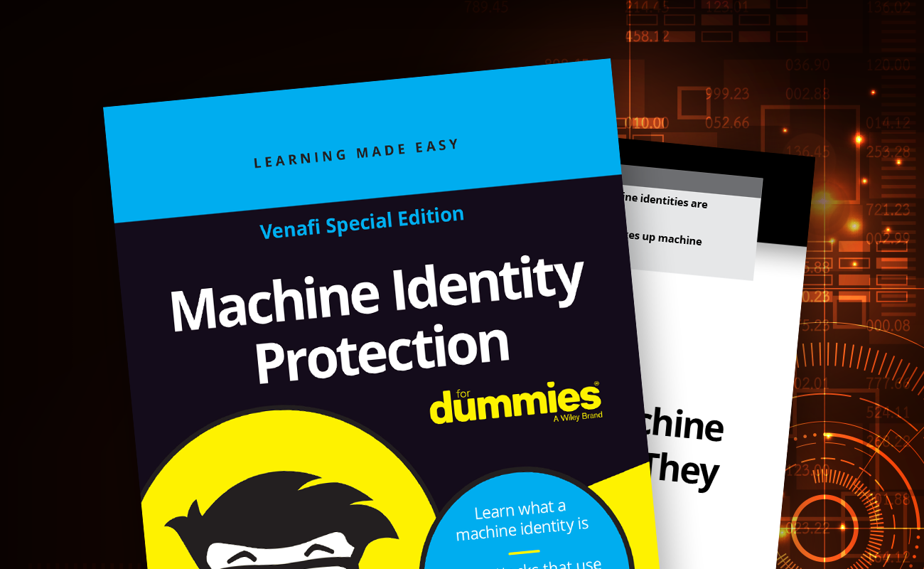 Machine Identity Protection for Dummies