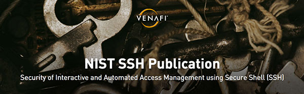 NIST SSH Publication