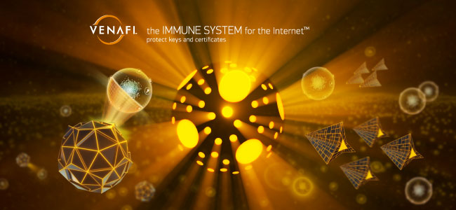 The Immune System for the Internet: Protect Keys and Certificates