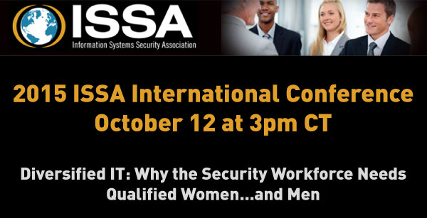 2015 ISSA International Conference Session