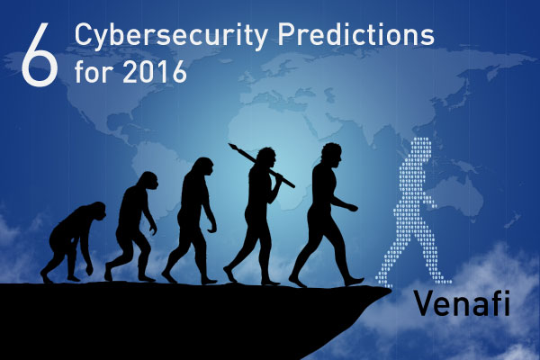 6 cybersecurity predictions for 2016