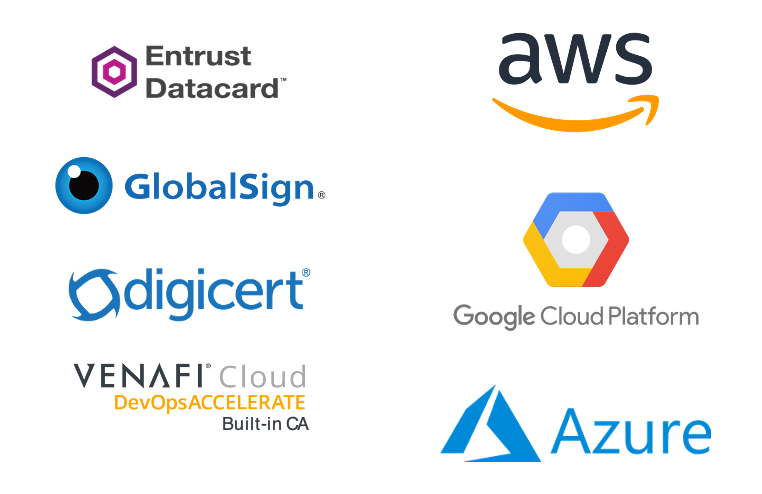 CAs and Cloud providers