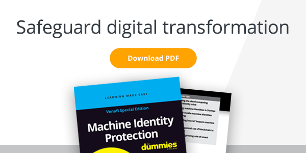 safeguard digital transformation
