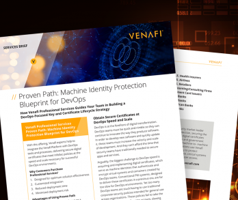 Proven Path: Machine Identity Protection Blueprint for DevOps