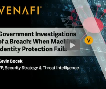 government investigations of a breach webinar