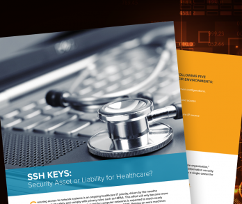 SSH Keys: Security Asset or Liability for Healthcare?
