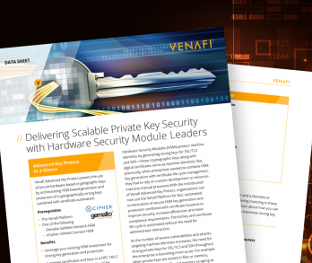Delivering Scalable Private Key Security with Hardware Security Module Leaders