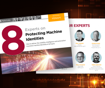 Eight Experts on Protection Machine Identities Mighty Guide eBook