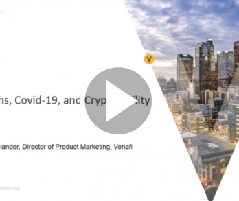 Cheetahs, Covid-19, and Crypto Agility