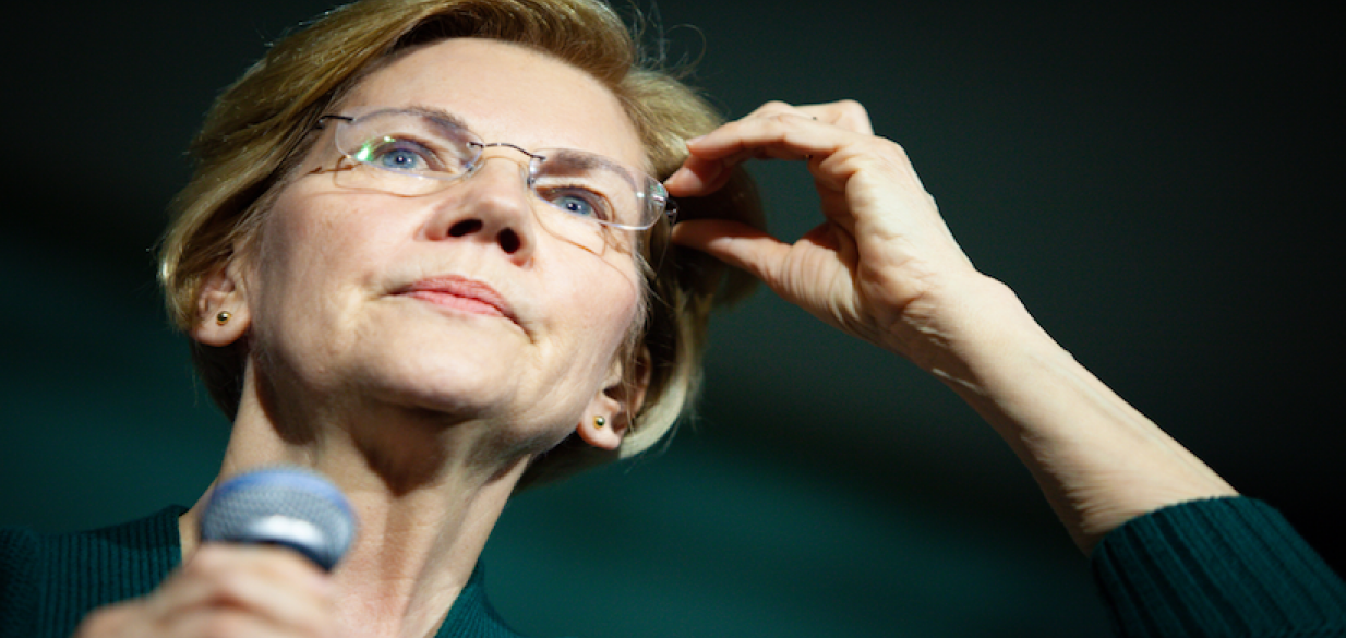Elizabeth Warren image Corporate Executive Accountability Act